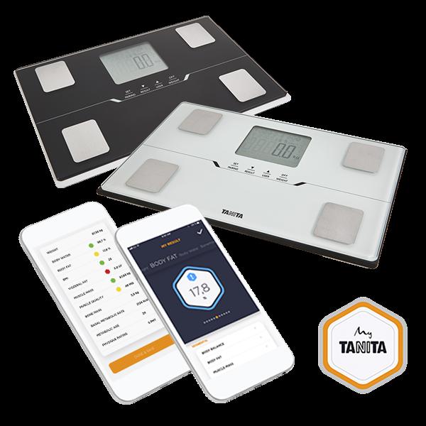 חדש! משקל למדידת הרכב גוף TANITA BC 401