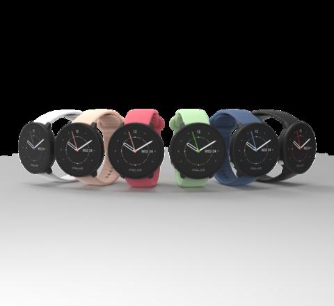 Polar Unite- the new fitness watch
